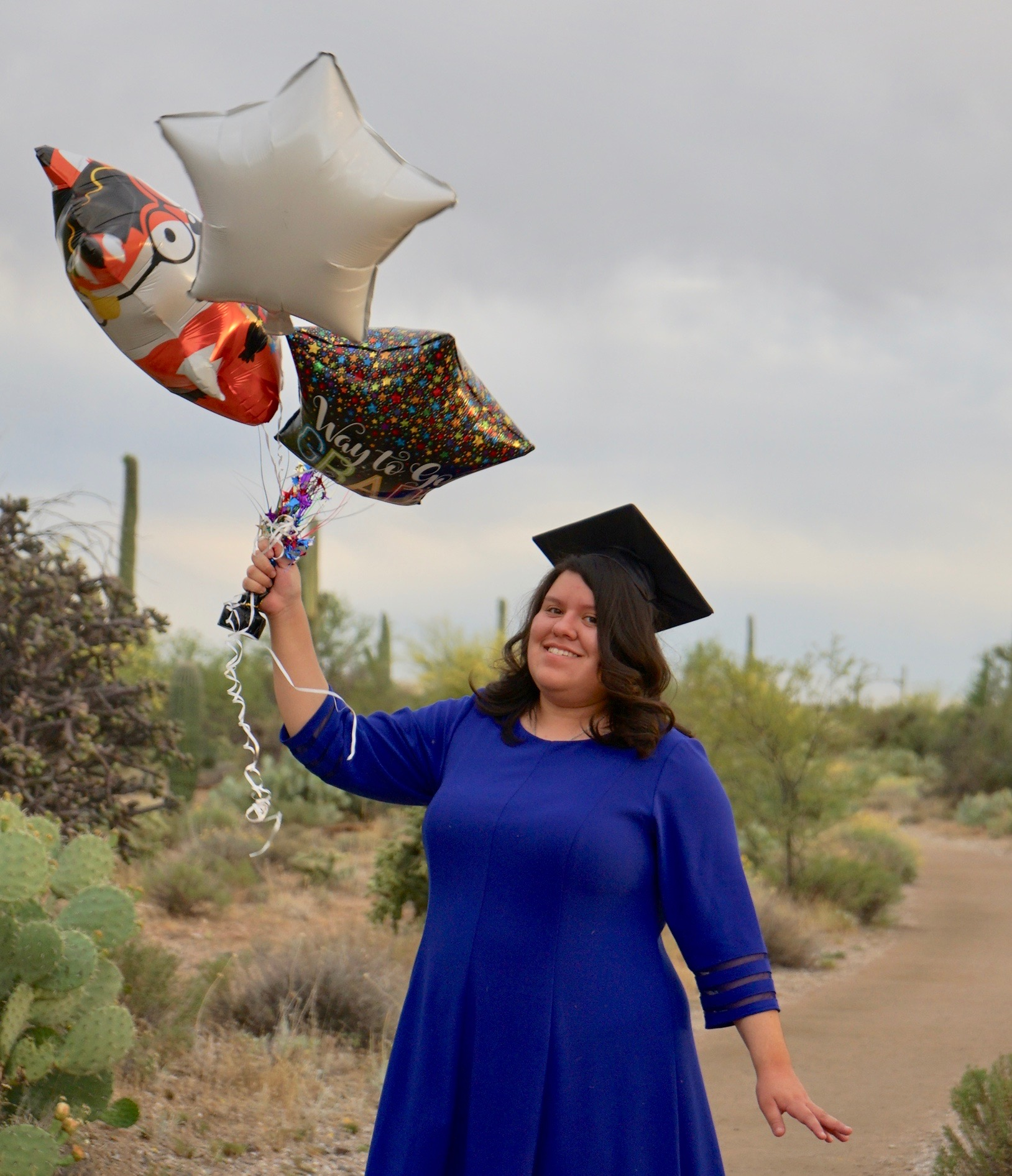 Graduation photo of Brittany Villegas
