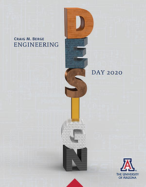 Cover of Design Day Booklet