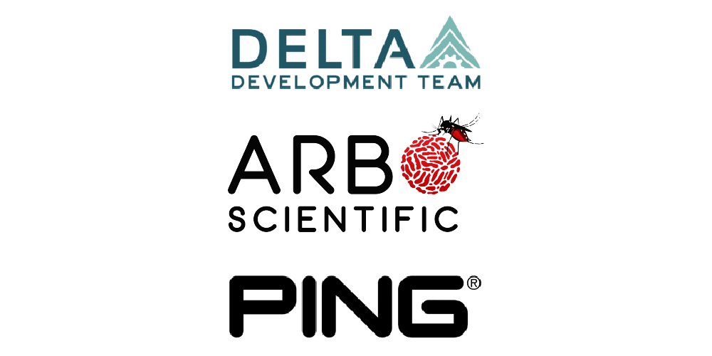 Logs for Delta Development, Arbo Scientific and PING